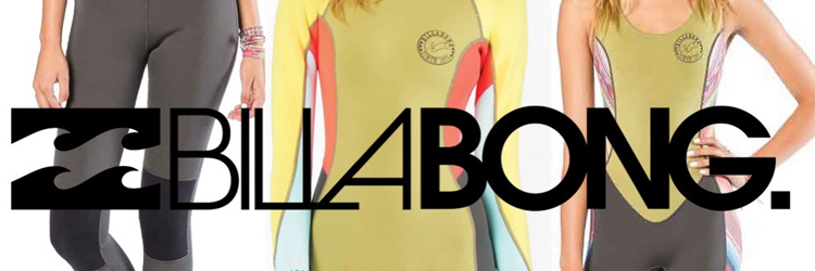 Women's Billabong Wetsuits