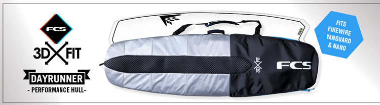 FCS Surfboard Bags