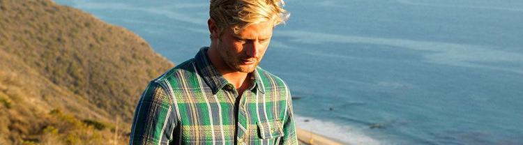 Men's Surf Clothing & Accessories