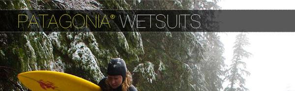 Patagonia Wetsuits