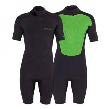 Patagonia R1 Back Zip Short Sleeve Spring Wetsuit