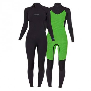 Patagonia Women's R1 Back Zip 2mm Wetsuit