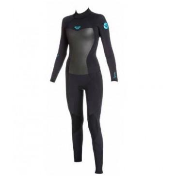 Roxy Syncro 5/4/3 GBS Back Zip Wetsuit