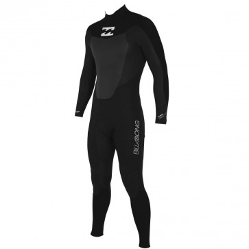 Billabong Youth Foil 5/4 Back Zip Wetsuit