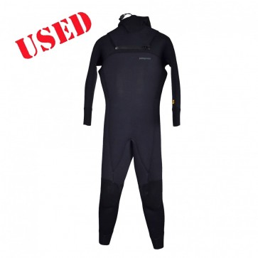 USED Patagonia R3 Hooded Wetsuit - Size MS