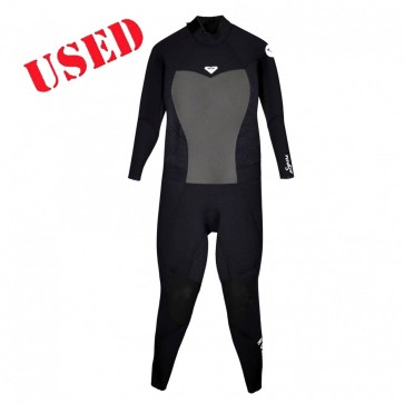 USED Roxy Women's Syncro 5/4/3 GBS Wetsuit - Size 14