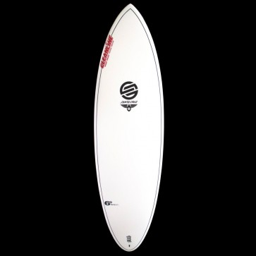 Santa Cruz Surfboards - 6'0 Pumpkin Seed