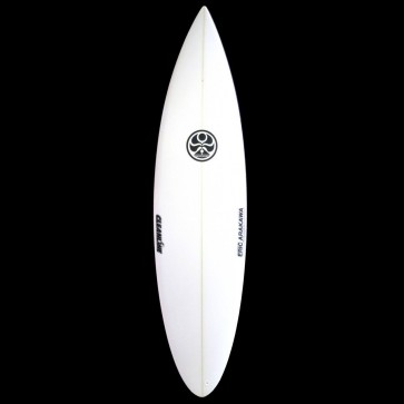 Hawaiian Island Creations - 6'10'' Arakawa Round Pin Surfboard