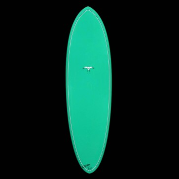 Epoxy Flyer Surfboards - 6'2'' Donald Takayama Glass Slipper