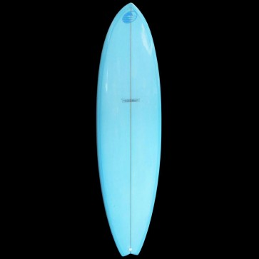 Global Surf Industries - 6'8'' Modern Blackfish Surfboard - Blue