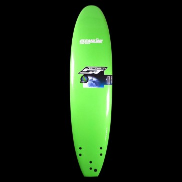 Softech Surfboards - 7'6'' Handshaped Softtop Surfboard