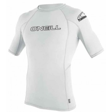 O'Neill Basic Skins S/S Crew - White