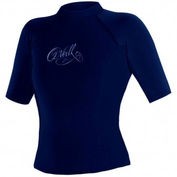 O'Neill Women's Thermo S/S Crew Navy