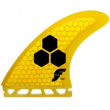 Future Fins - Al Merrick 2 - Yellow Hex