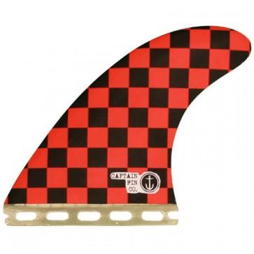 Captain Fin - Tanner Gudauskas Checkers - Red Checkers