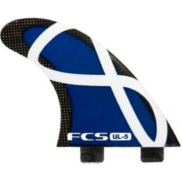 FCS Fins - UL-5 - Blue