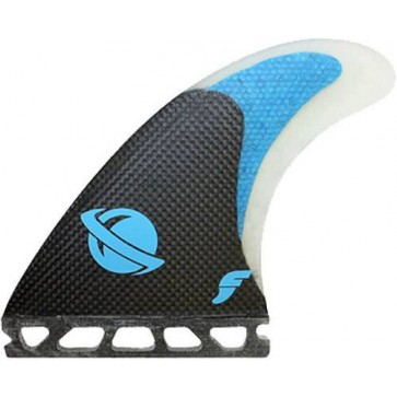 Futures Fins - Lost MB2 - Carbon/Blue