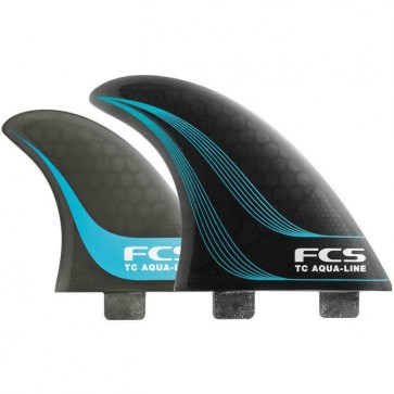 FCS Fins - TC Aqua-Line PC Quad
