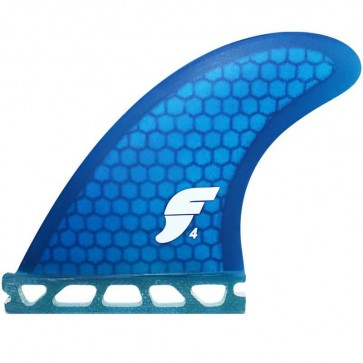 Future Fins - F4 - Blue Hex