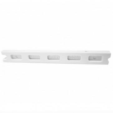 Futures Fins - 1/2'' Center Box Filler Plug - White