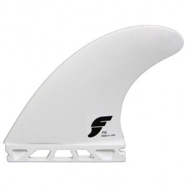 Futures Fins - F6 Thermotech Center - White