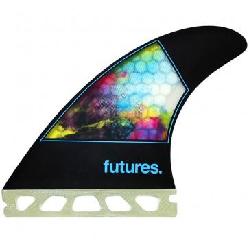 Futures Fins - Jordy Smith SS Small - Black/CMYK