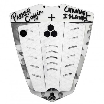Channel Islands Parker Coffin Traction - White