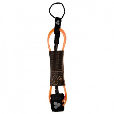 Channel Islands - Dane Reynolds Standard Leash - Orange