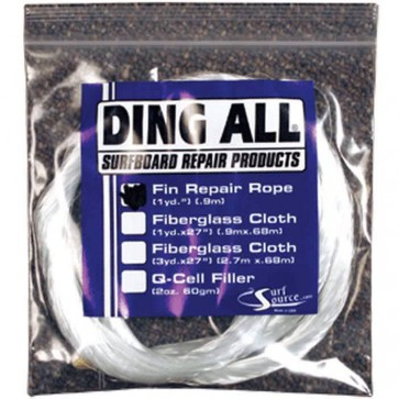 Ding All Fiberglass Cloth Fin Rope - 1yd