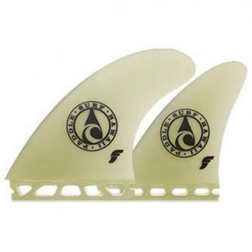Futures Fins - PSH Large Quad SUP Fin - Clear