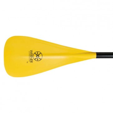 Werner Paddles - Fiji 2pc SUP Paddle - Yellow
