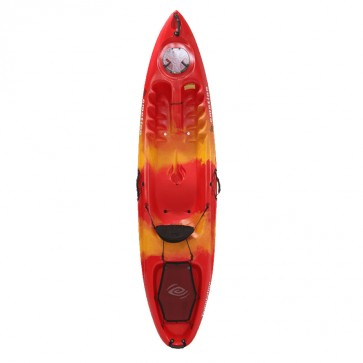 Emotion Kayaks - Temptation 10 - Red/Yellow