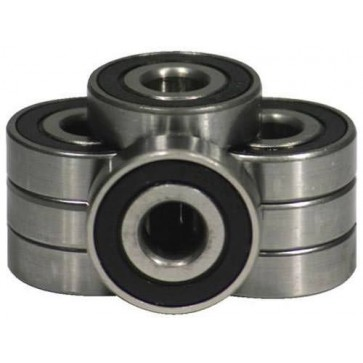 MBS Mountain Board Bearings - 9.5x28mm