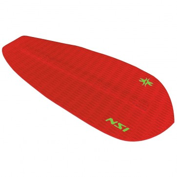 North Shore Inc - Full Monty Surf Pad with Inserts - Red