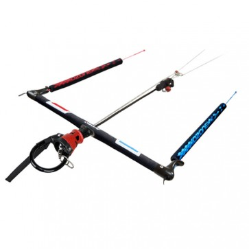 Ozone Kites - Contact Water Control Bar with Lines