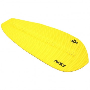 North Shore Inc - Full Monty Surf Pad with Inserts - Yellow