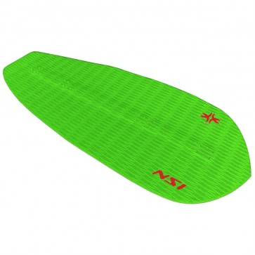 North Shore Inc - Full Monty Surf Pad with Inserts - Lime