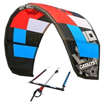 Ozone Kites - Catalyst Kite Complete