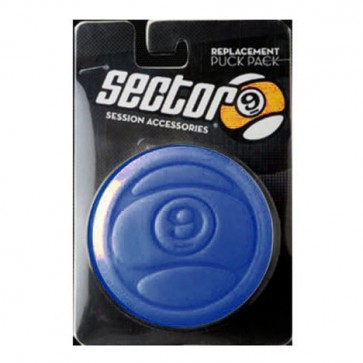 Sector 9 Circular Puck Replacement Pack - Blue