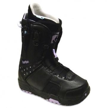 SALE Burton Women's Mint Boots - Black/Purple