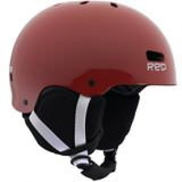 Red Trace II Helmet - Red