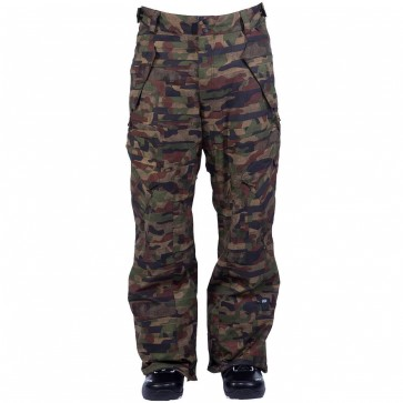 Ride Phinney Snow Pants - Camo