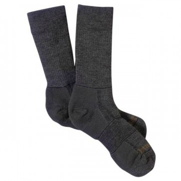 Patagonia Midweight Merino Hiking Crew Socks - Forge Grey