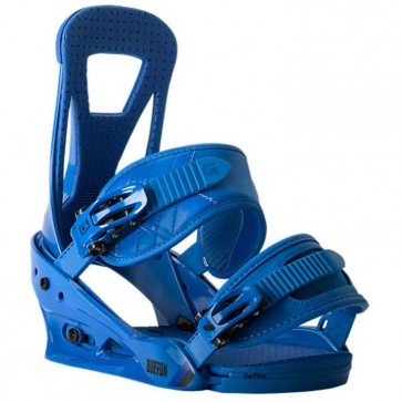 Burton Freestyle Snowboard Bindings - Cobalt