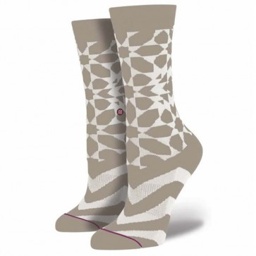 Stance Women's Cyprus Socks - Clay