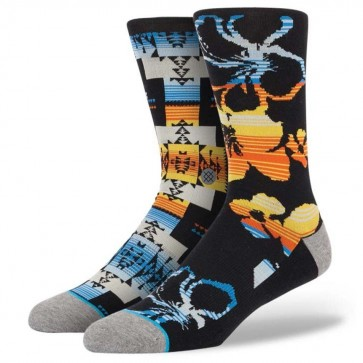 Stance Midland Socks - Black