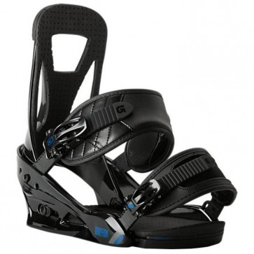 Burton Freestyle Snowboard Bindings - Black