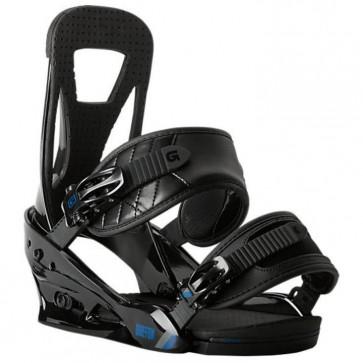 Burton Freestyle Snowboard Bindings - Black