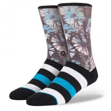 Stance Toner Socks - White Multi/Stripes