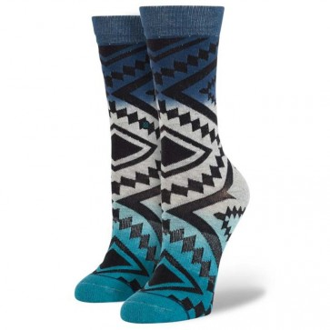 Stance Women's Taos Remix Socks - Navy